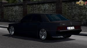 mercedes benz 190e interior v1 0 1 28 x download ets 2 mods
