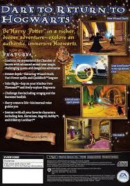 harry potter chamber secrets sony playstation 2 game