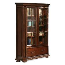 Sauder Barrister Bookcase by Riverside Cantata Windowpane Bookcase With Doors Hayneedle