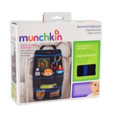 Amazon Organizer Amazon Com Munchkin Backseat Organizer Black Baby