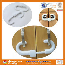 Security Cabinet Baby Security Cabinet Child Safety Door Lock Double Door Sliding