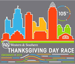 2014 thanksgiving day race is less than two weeks away and team