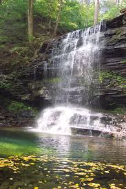 French Creek State Park Map Ricketts Glen State Park Wikipedia