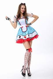 Halloween Costumes Nurse Aliexpress Buy Halloween Costumes Dress Adorable Alice