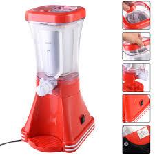 margarita maker small kitchen appliances ebay new slush drink maker retro machine blender ice slushie margarita slurpee frozen
