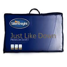 10 5 Tog Duvet Kingsize Silentnight Just Like Down Duvet 10 5 Tog