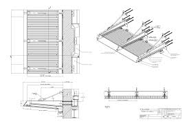 Metal Canopies And Awnings Nitehawk Cinema Awning Caliper Studio