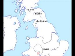 locate and name major rivers in the uk youtube