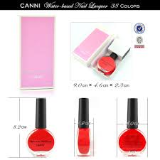 51108x canni nail art design high quality 14ml no need uv lamp