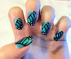 some inspirational cdn shellac nail art design ideas lustyfashion