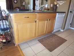 Damaged Kitchen Cabinets For Sale Yes You Can Paint Your Oak Kitchen Cabinets Home Staging In