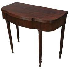 expandable game table mahogany original game table antique furniture ebay