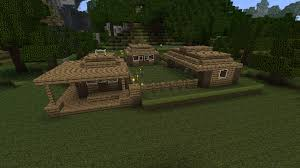 How To Build A Horse Barn In Minecraft Wip Rustic Farm Town Need Ideas Screenshots Show Your