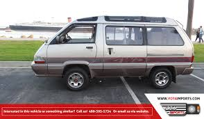 toyota full website 1990 toyota town ace u2013 skylite roof u2013 space ship u2013 yota imports