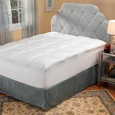 Lucid 3 In Twin Xl Framed Box Twin Twin Xl Size Fiberbed With No Shift Skirt Free