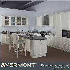 Kitchen Cabinet Door Suppliers Warm White High Gloss Kitchen Cabinet Vinyl Wrap Buy Kitchen