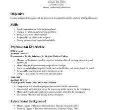 Good Skills On Resume List Skills On Resume Lukex Co