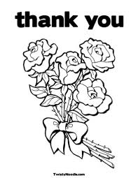 thank you coloring page veterans day thank you coloring page