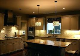 Kitchen Sink Pendant Light Pendant Light Above Kitchen Sink Over Distance From Wall The