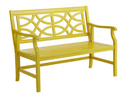 El Patio Furniture by Color Your Outdoor World Bright Hues Add Flair To Deck Patio