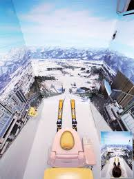 Idee Deco Toilette by 10 Creative Bathroom Ads Toilet Ski Jumping And Stuffing