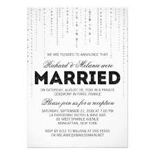 post wedding reception wording exles wedding reception only invitation wording exles wording for