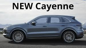 Porsche Cayenne 911 - 2018 porsche cayenne turbo even more 911 in an suv youtube