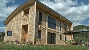 artichouse contemporary log homes