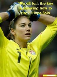 Hope Solo Memes - soccer quotes picmia