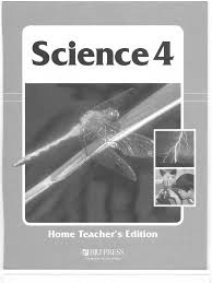 bob jones science 4 moon lesson plan