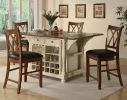 Breakfast Tables Sets Dining Room Dinette Tables Kitchen And Chairs Forl Spaces Rv Table