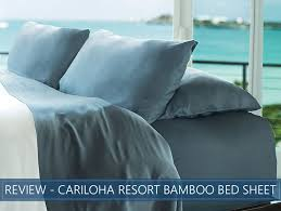 bed sheets review cariloha resort bamboo bed sheets review our thoughts for 2018