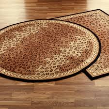 Leopard Bathroom Rugs Leopard Area Rugs