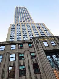 Empire State Building Halloween Light Show Empire State Bldg Empirestatebldg Twitter