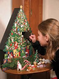 christmas tree advent calendar byers u0027 choice