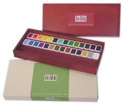 holbein industrial japanese painting for paint newcomer aya 28