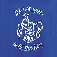 sorority bid day presents custom t shirt design template create