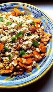 thanksgiving recipes with a twist chickpea salad thanksgiving