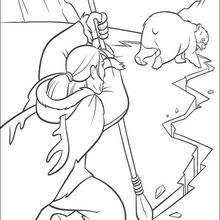 brother bear 25 coloring pages hellokids
