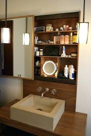 bathroom mirror storage small bathroom mirror cabinet upandstunning club