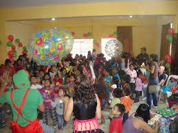 peru health outreach and the chocolatada christmas party