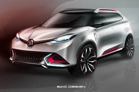 bmw cs concept mg cs concept suv auto express