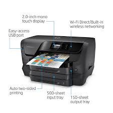 amazon com hp officejet pro 8216 wireless professional quality