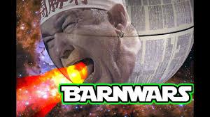 Enough Meme - the barnes awakens jimmy barnes starwars kirin j callinan