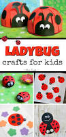 ladybug crafts kids will love projects collection mom foodie