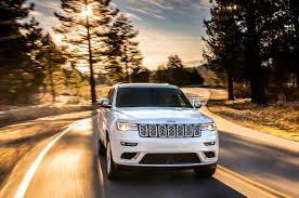 jeep grand cherokee 2017 2017 jeep grand cherokee summit 6 things to know motor trend