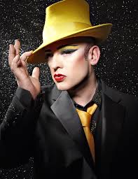 boy george yellow hat boy george pinterest boy george