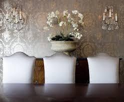 West Elm Wallpaper by Ralph Lauren Wallpaper Powder Room Beach Style With West Elm