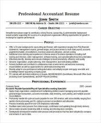 33 accountant resumes in doc free u0026 premium templates