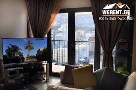 3 Room Apartment by 3 Room Apartment For Rent At M2 Tamarashvili Saburtalo Tbilisi